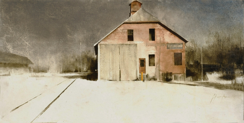 Milford Freight House, C.W.Hunter