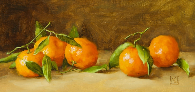 Clementines by Catherine Nunn